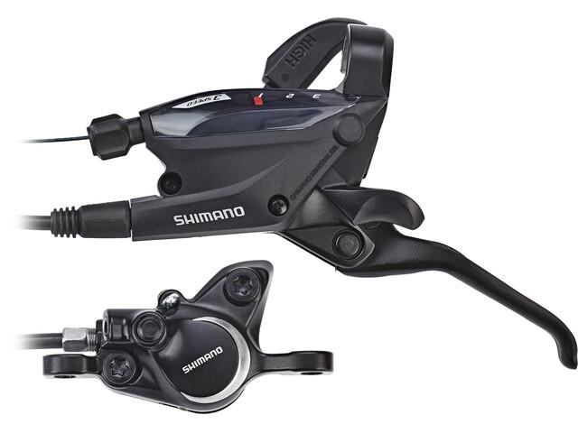 Shimano EF505 Disc Brake Front black